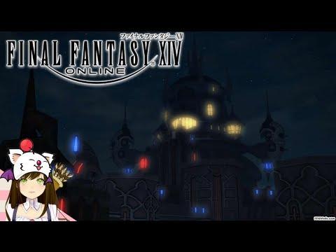 Final Fantasy XIV -  The Praetorium As PLD
