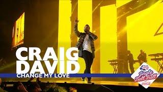 Скачать Craig David Change My Love Live At Capital S Jingle Bell Ball 2016