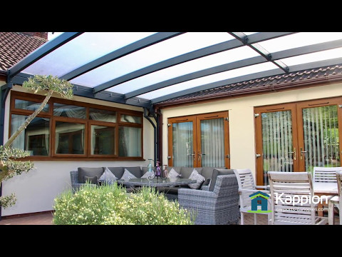 Patio Canopy - The Ultimate contemporary shelter, the best!