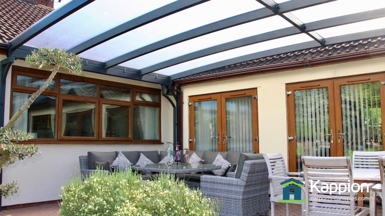 Patio Canopy The Ultimate Contemporary Shelter Best