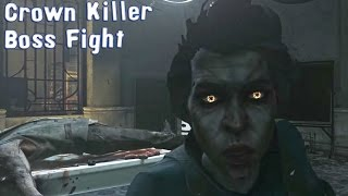 Dishonored 2 - Crown Killer - Boss Fight   Gameplay (HD) [1080p60FPS]