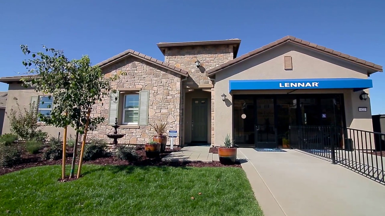 The Havenwood Model Home at The Enclave | New Homes by Lennar