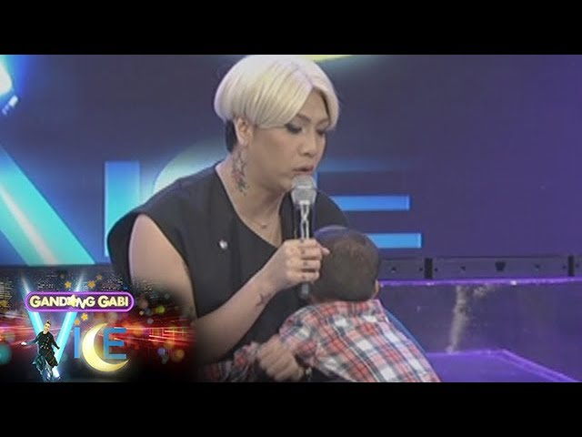 GGV: Carlo Mendoza shows his acting skills