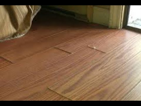 Wow How We Repaired This Laminate Removal And Dry Teppo