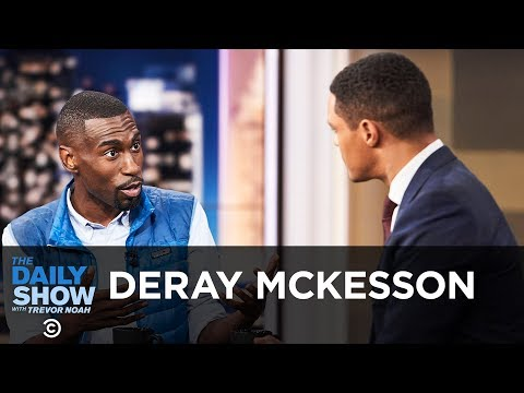 "DeRay Mckesson – ""On the Other Side of Freedom"" and Examining Police Violence 