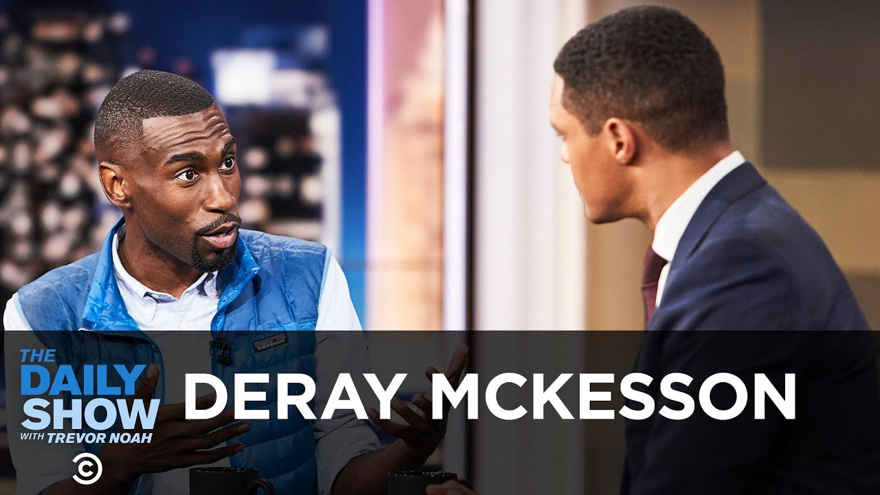 "DeRay Mckesson - ""On the Other Side of Freedom"" and Examining Police Violence 