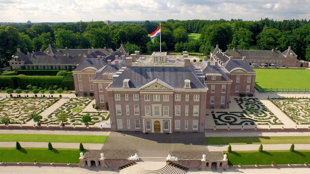 Paleis Het Loo in Apeldoorn, The Netherlands (4K) - YouTube