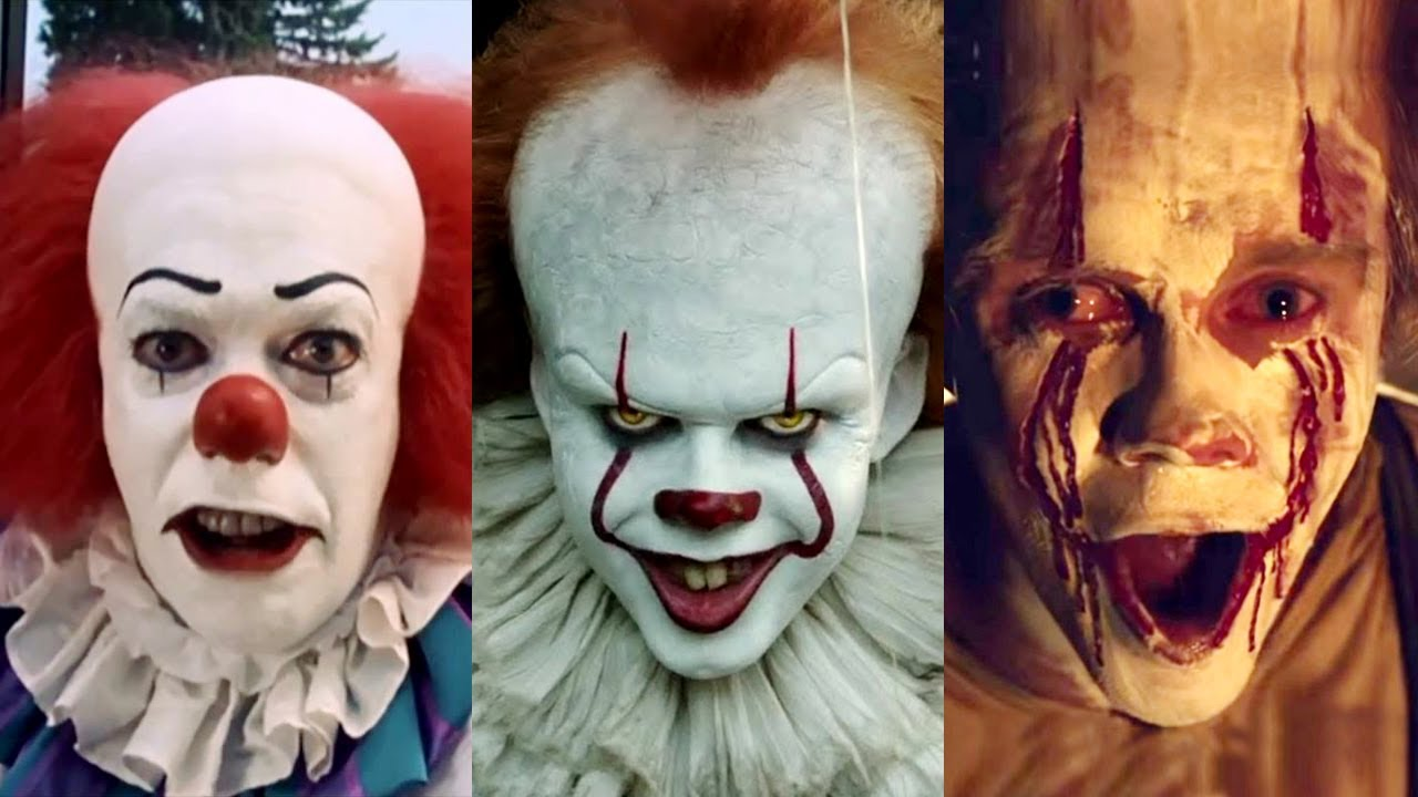 rostros Pennywise Eso