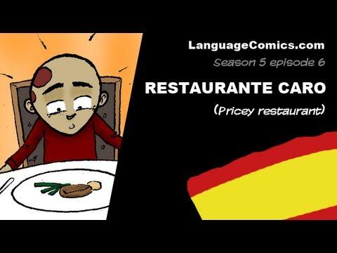 Cartoon in Spanish language ~ S5e6