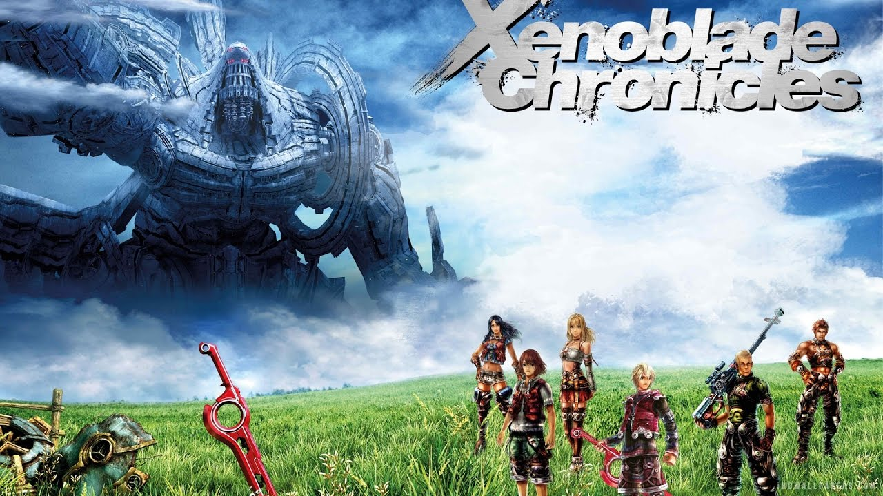 Xenoblades chronicles version wii vs dolphin pc texture pack xenoblades chronicles version wii vs dolphin pc texture pack youtube gumiabroncs Choice Image