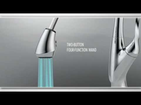 Belo™ Kitchen Collection by Brizo - YouTube