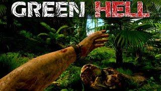 Green Hell #07 | Tabak gefährdet die Gesundheit | Gameplay German Deutsch thumbnail