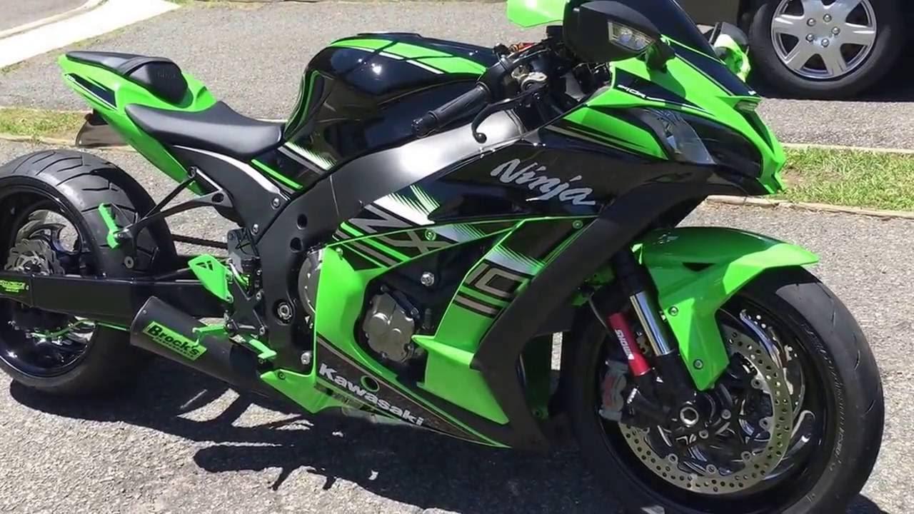 Kawasaki Zturbo Streetfighter