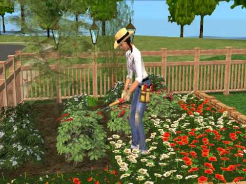 Sim Gardener