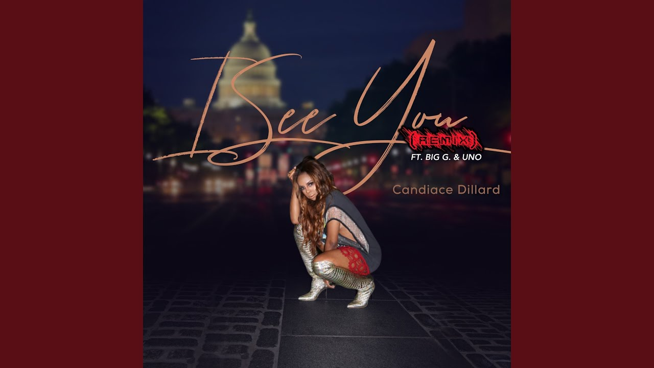 "CANDIACE DILLARD OF RHOP RELEASES ""I SEE YOU"" FEAT. ANWAN ""BIG G"" GLOVER. LISTEN INSIDE."
