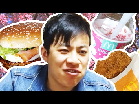 Thumbnail: Americans Try Japanese McDonald's