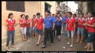 DHS   Việt Nam tại Irkutsk nghỉ hè về quê hương làm tình nguyện (làng Thổ Hà)
