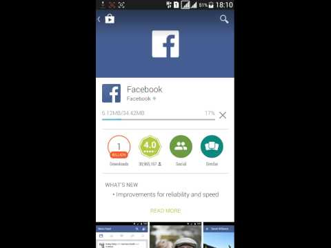 How To Install Facebook Apps On Android