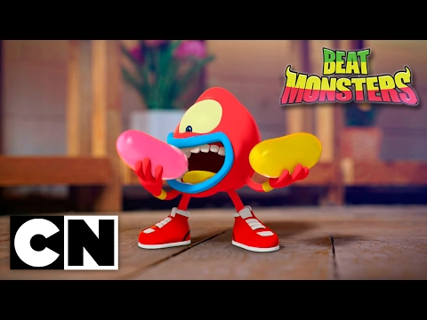Beat Monsters - Jelly Bean (Original Short)