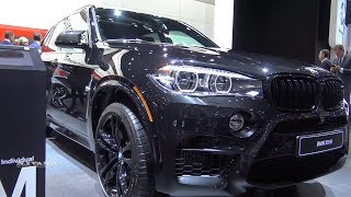 2018 BMW X5 M - Exterior And Interior Walkaround