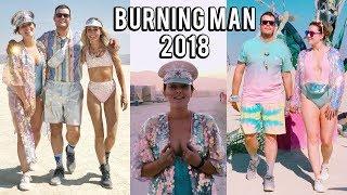 BURNING MAN 2018 ❤ MASCHA & GREGOR   Beautygloss
