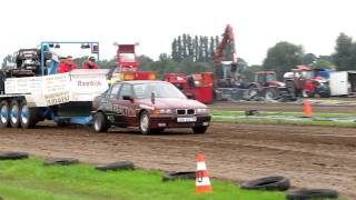 Carpulling Made 2011 Chain Reaction finale autotrek