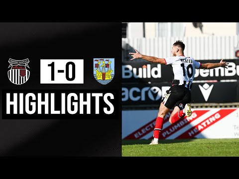 Grimsby Weymouth Goals And Highlights