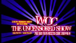 WCC THE UNCENSORED SHOW - 7/21/13
