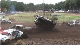 Autocross Blijham 7-7-2019 Crashes