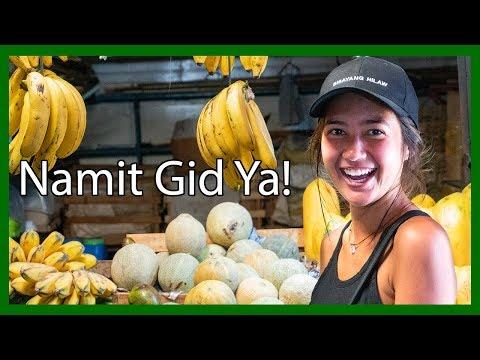 AUSTRALIAN GIRL learns HILIGAYNON // Iloilo City