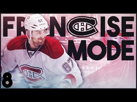 """NHL 18 - Montreal Canadiens Franchise Mode #8 """"Stanley Cup Final"""""""
