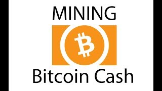 How to Mine Bitcoin Cash and is it Worth It?