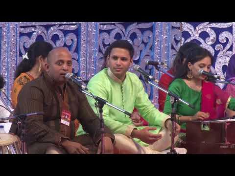 Sahaja yoga International Christmas Puja 2017 - Bhajans by Pune Music Group