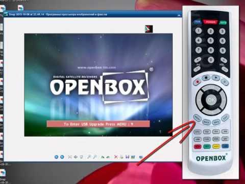 Как прошить OpenBox S2 HD