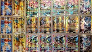 Pokemon Cards XY Evolutions 1080 Booster Pack Opening Recap with Expected Box Ratios