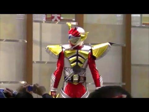 仮面ライダー鎧武(ガイム)ショー 2013.12.22/Kamen Rider Gaim show