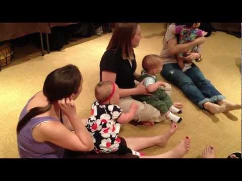 High Low Music & Movement Class at Tiny Tots