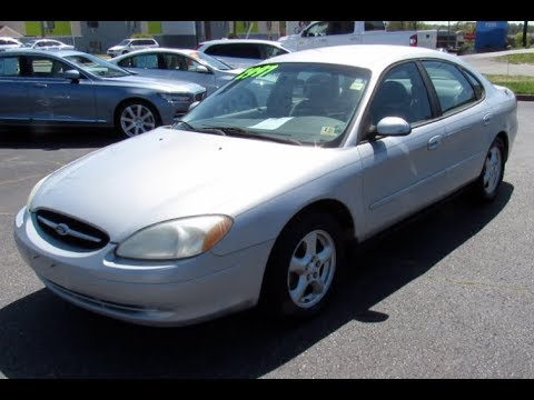 2003 Ford Taurus | Read Owner and Expert Reviews, Prices, Specs