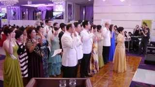 維港獅子會2013-2014年度第十二屆職員就職典禮暨繽紛慈善餐舞「宣誓儀式」