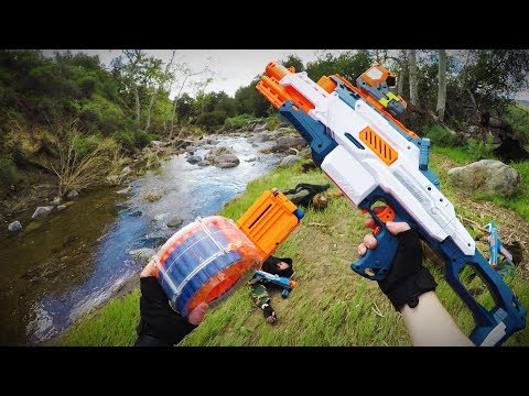 Nerf Gun Game 3: Call of Duty (First Person Shooter) - Видео приколы ржачные до слез