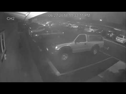 Beware Of This Car Thief In Huntington Beach CA (Brookhurst & Adams)