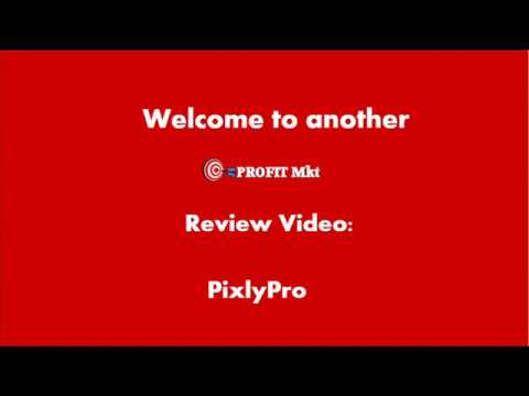 PixlyPro Review - pixlypro review from real user-pixlypro demo and explanation. http://bit.ly/2L0x0XE