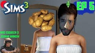 """The Sims 3 - Temporada 1 Episódio 5 - Série Interactiva ao Vivo - """"A Chegada da Tukizinha :D"""""""