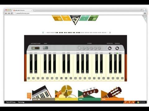 JAM with Chrome - Demo