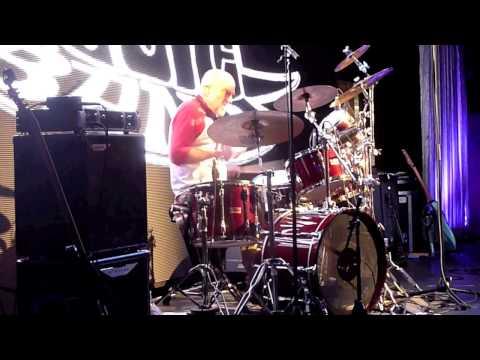 The Magic Band - Drumbo drum solo - Under The Bridge - 2013