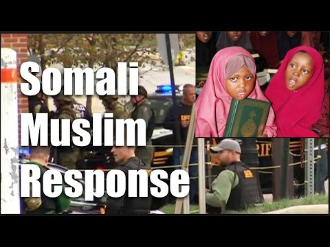 Muslim Somali leader responds to ISLAM vs TERRORISM & Muslim students in Saint Cloud face Hate