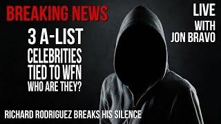 Breaking NEWS 3 A-LIST Celebrities TIED to WFN  MARK WAHLBERG   WWE ROMAN REIGNS   JOSH DUHAMEL