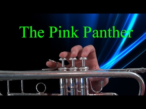 How to Play The Pink Panther on Trumpet