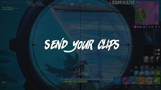 Video Send your clips - Fortnite Community montage (Season 6 triple snipes only) download MP3, 3GP, MP4, WEBM, AVI, FLV November 2018