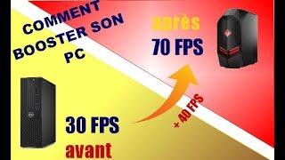 COMMENT BOOSTER SON PC POUR NE PLUS LAGER SUR FORTNITE